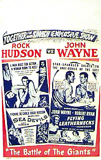 BATTLE OF THE GIANTS Wayne, Hudson COMBO