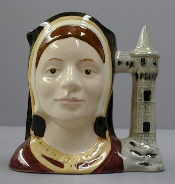 Catherine of Aragon, Small D6657