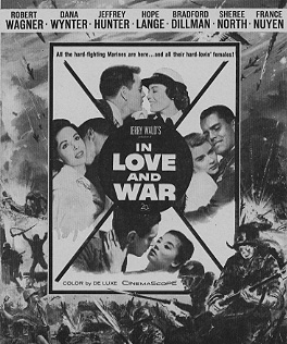 IN LOVE AND WAR Bob Wagner, Dana Winter