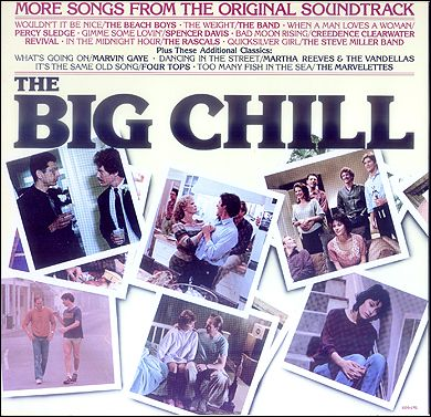 Big Chill Tom Berenger Glenn Close n Jeff Goldblum Kevin Kline