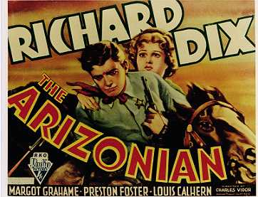 Arizonian Richard Dix