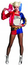 Harley Quinn Adult Costume Size S, M, L
